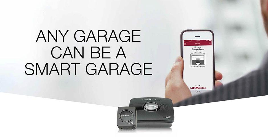 Garage door opener WIFI